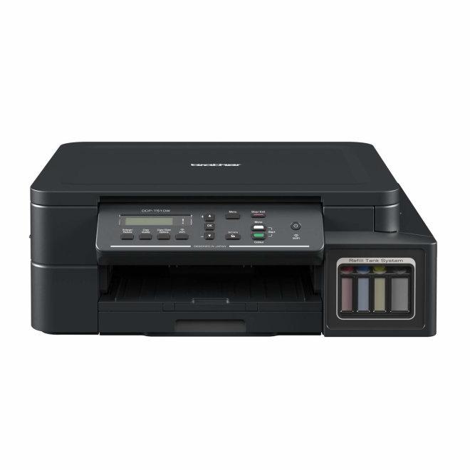 Brother DCP-T510W, višefunkcijski pisač, tintni ispis u boji, A4 format, WiFi, USB [DCPT510WRE1]
