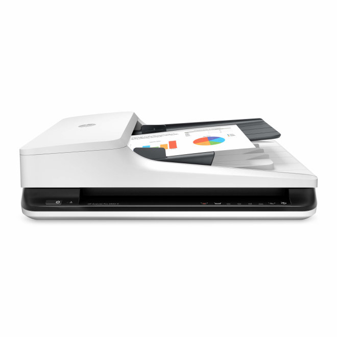 HP ScanJetPro 2500 f1, skener, A4, ADF, flatbed [L2747A#B19]
