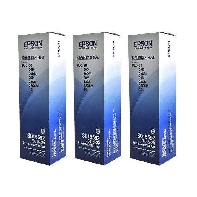 Epson kazeta za PLQ-20 pak. 3 kom. [C13S015339]