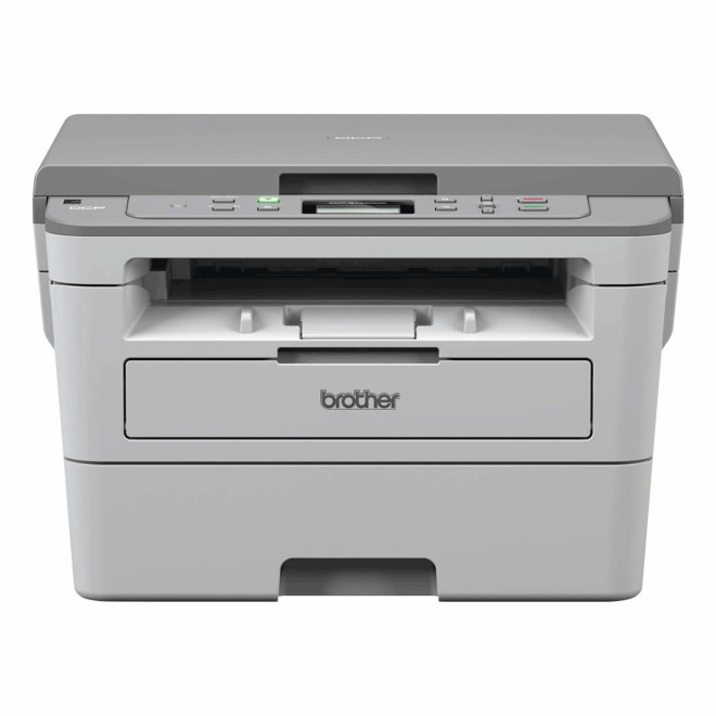 Brother DCP-B7520DW, TonerBenefit, laserski višefunkcijski pisač, c/b ispis, A4 format, WiFi, USB, Ethernet, Dupleks [DCPB7520DWYJ1]