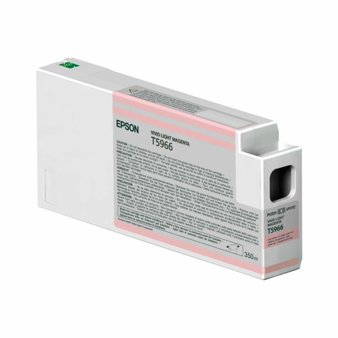 Epson tinta Vivid Light Magenta T596600, UltraChrome HDR, 350 ml, Original [C13T596600]