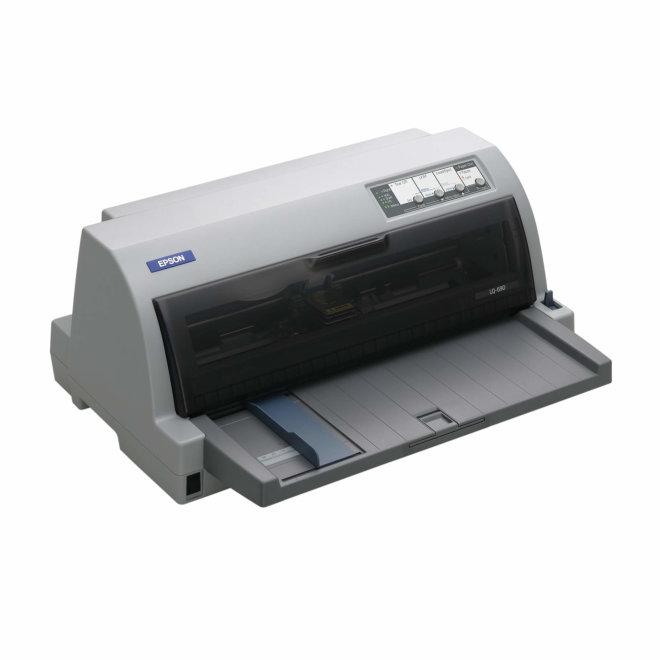 Epson LQ-690, matrični pisač, 24 iglice, 106 stupaca, jednoslojni i višeslojni listovi, beskrajni papir, naljepnice, papir u rolama, omotnice, Paralell, USB [C11CA13041]
