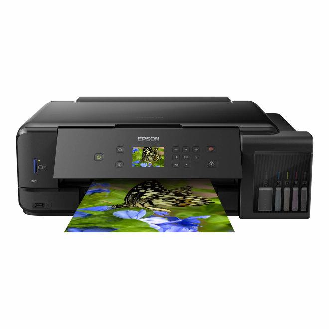 Epson EcoTank L7180, višefunkcijski pisač, A3 format, tintni ispis u boji, 5 boja, WiFi, USB, Ethernet, Dupleks [C11CG16402]