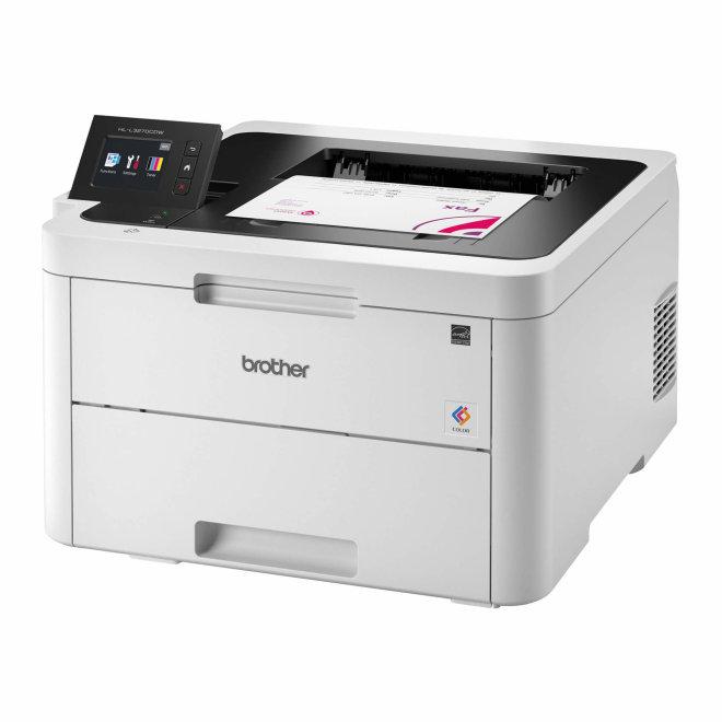 Brother HL-L3270CDW, laserski pisač, ispis u boji, format A4, WiFi, Ethernet, USB, NFC, Dupleks, Touchscreen [HLL3270CDWYJ1]