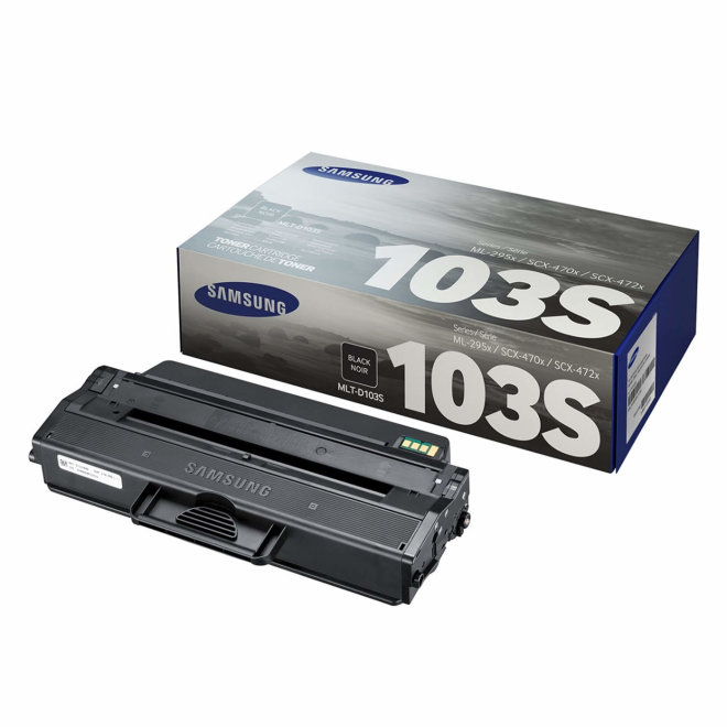 Samsung MLT-D103S Black Toner Cartridge [SU728A]