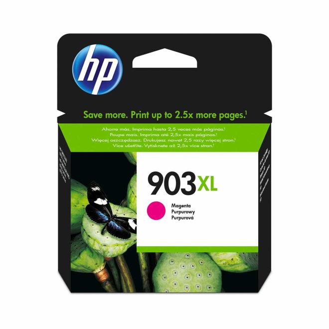 HP 903XL High Yield Magenta Ink Cartridge, cca 825 ispisa, Original [T6M07AE]