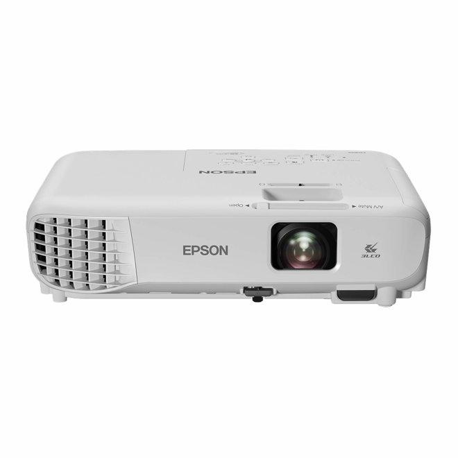 Epson EB-X05, projektor, 3LCD, XGA, HD, HDMI, VGA in, 3,300 lm, Bijela, 2,5 kg [V11H839040]