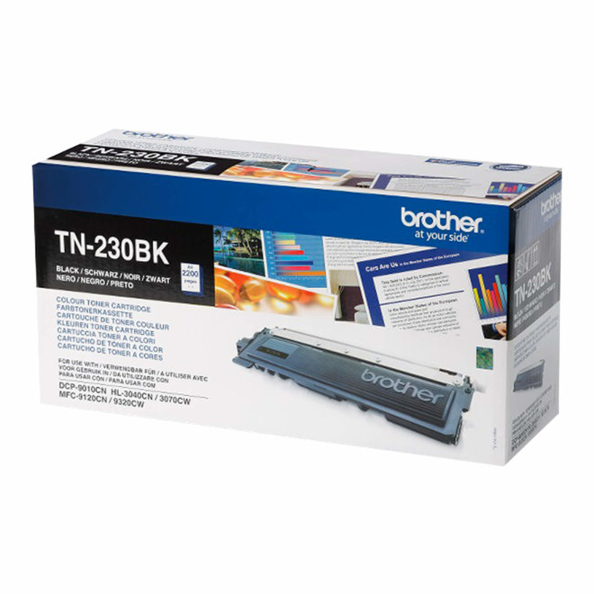 Brother toner TN-230BK, Black, cca 2.200 stranica, Original [TN230BK]