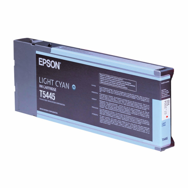 Epson tinta Singlepack Light Cyan T544500, 220 ml, Original [C13T544500]