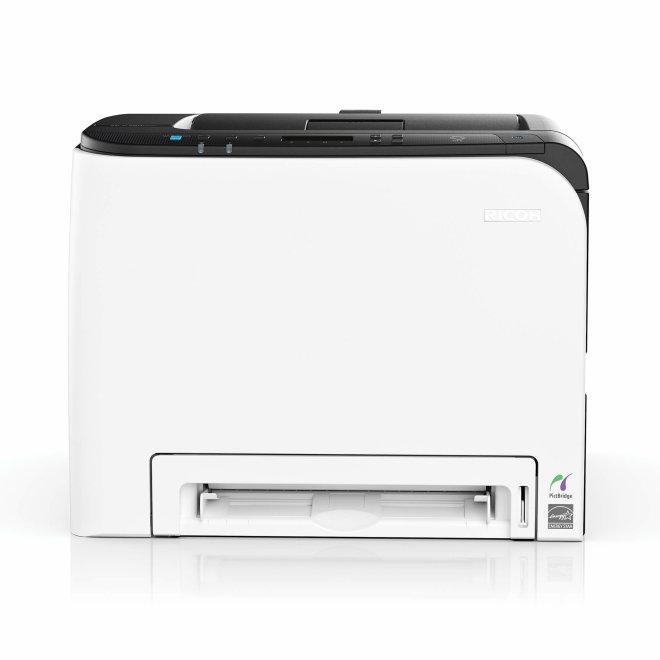 Ricoh SP C261DNw, jednofunkcijski pisač, laserski ispis u boji, A4, WiFi, USB, Ethernet, Dupleks [408236]