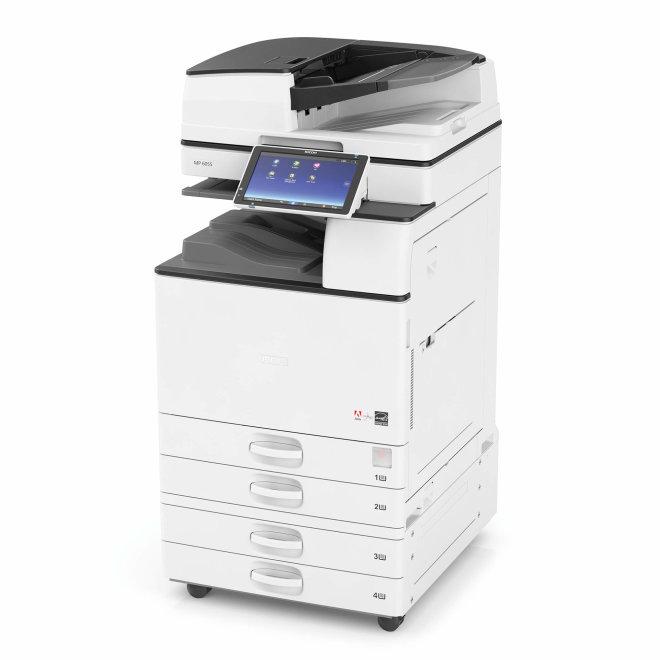 Nashuatec MP2555SP, višefunkcijski pisač, laserski crno-bijeli ispis, A3 format, Ethernet, Dupleks, ADF, Touchscreen [417731]