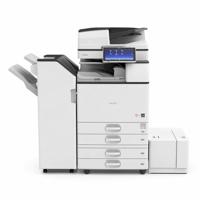 Nashuatec MP3055SP, višefunkcijski pisač, laserski crno-bijeli ispis, A3, Ethernet, Dupleks, ADF, Touchscreen [417742]