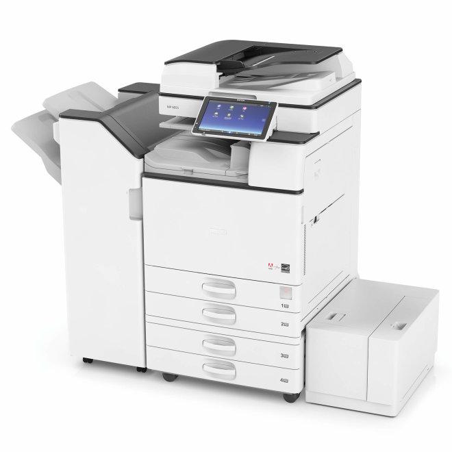 Nashuatec MP3555SP, višefunkcijski pisač, laserski crno-bijeli ispis, A3, Ethernet, Dupleks, ADF, Touchscreen [417753]