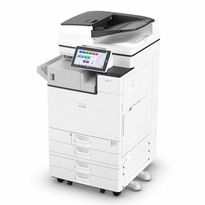 Nashuatec IM C2500, višefunkcijski pisač, laserski ispis u boji, SRA3 format, Ethernet, Dupleks, ADF, Touchscreen [418289]