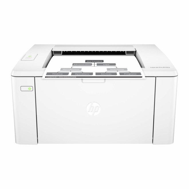HP LaserJet Pro M102a, jednofunkcijski pisač, laserski c/b ispis, A4, USB, 163 g/m² [G3Q34A#B19]