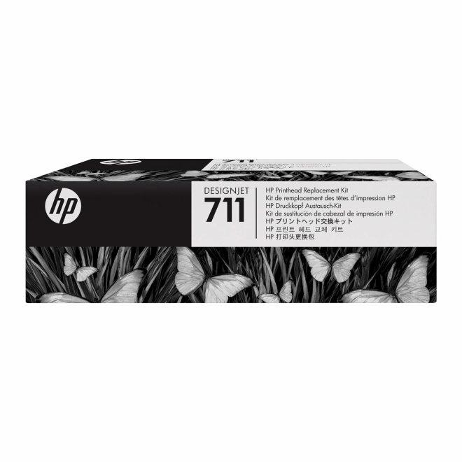 HP 711 DesignJet Printhead Replacement Kit [C1Q10A]
