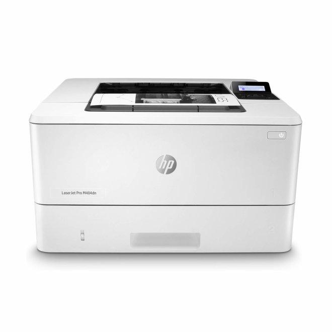 HP LaserJet Pro M404dn Printer, jednofunkcijski, laserski crno-bijeli ispis, A4 format, dupleks, USB, mreža [W1A53A#B19]