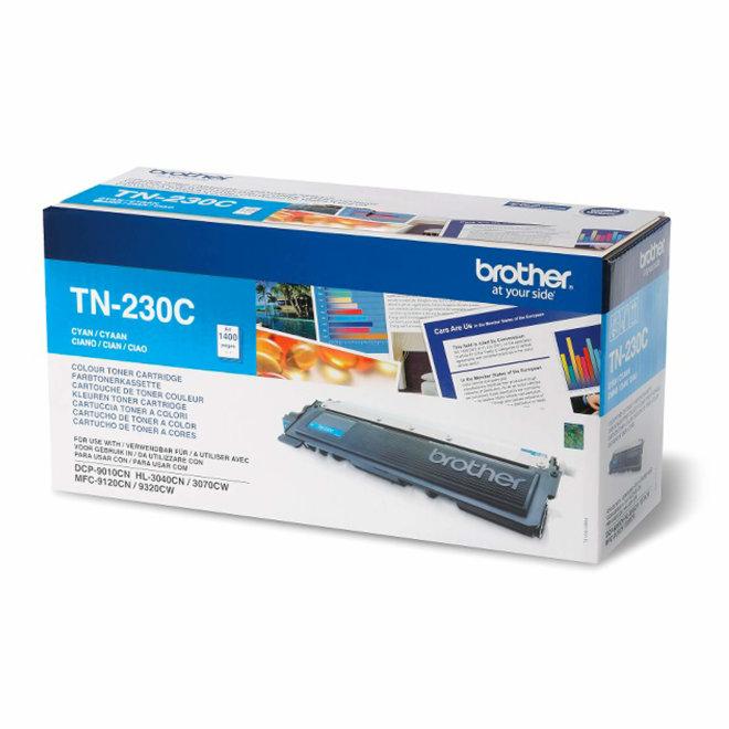 Brother toner TN-230C, Cyan, cca 1.400 stranica, Original [TN230C]