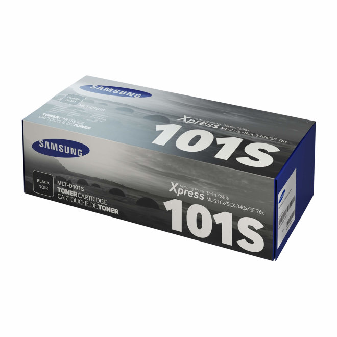 Samsung MLT-D101S Black Toner Cartridge [SU696A]