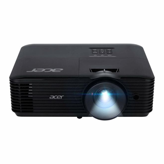 Acer X1326AWH, projektor, DLP 3D Ready WXGA, HDMI, USB, VGA in/out, 4,000 lm, Crna, 2,8 kg [MR.JR911.001]