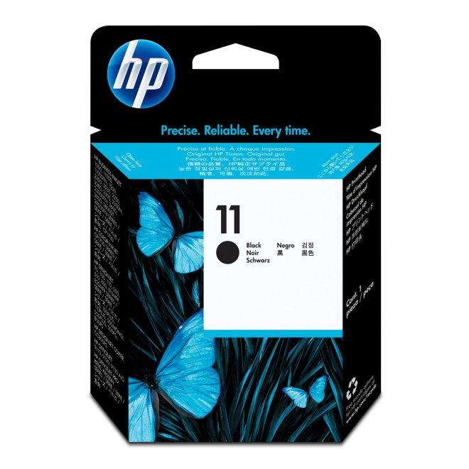 HP 11 Black Printhead/Glava [C4810A]
