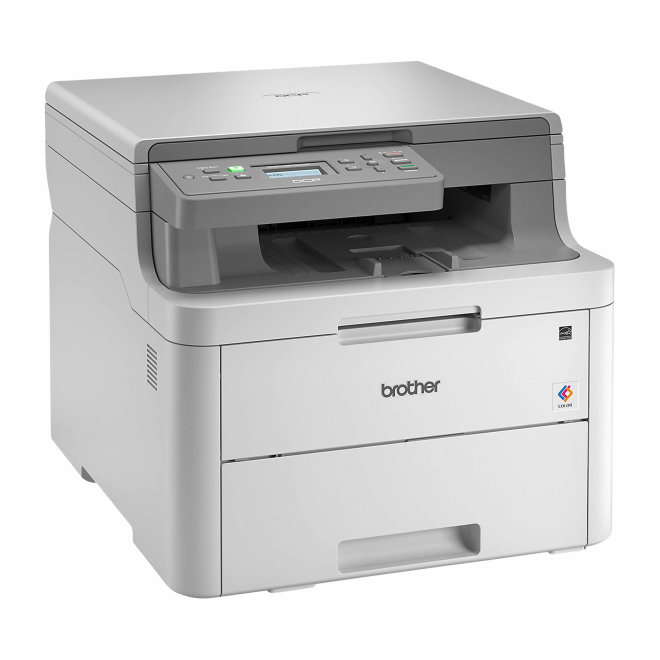 Brother DCP-3510CDW, višefunkcijski pisač u boji, laserski ispis u boji, A4, WiFi, USB, Dupleks [DCPL3510CDWYJ1]