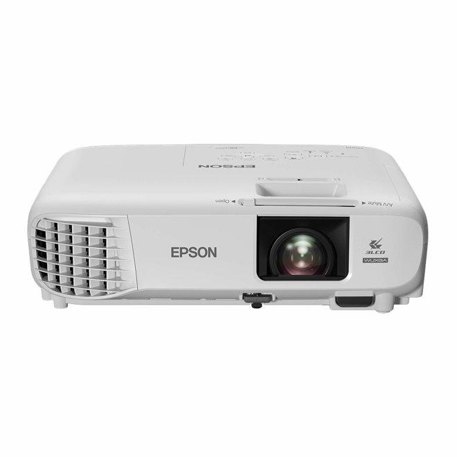 Epson EB-U05, projektor, 3LCD, WUXGA, FHD, HDMI x 2, VGA in, USB, 3,400 lm, Bijela, 2,8 kg [V11H841040]