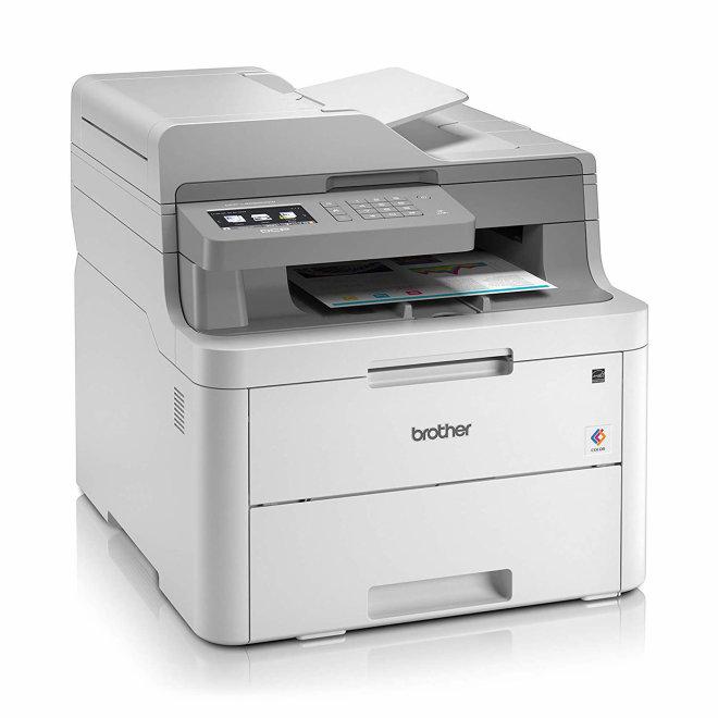 Brother DCP-L3550CDW, višefunkcijski pisač, laserski ispis u boji, A4, WiFi, Dupleks, ADF, Touchscreen [DCPL3550CDWYJ1]