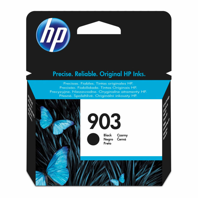 HP 903 Black Original Ink Cartridge [T6L99AE]