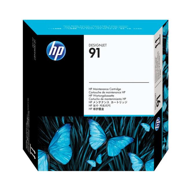 HP 91 Maintenance Cartridge, Original [C9518A]