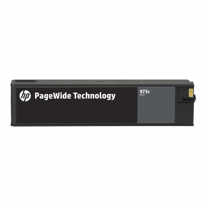 HP 973X High Yield Black PageWide Cartridge, tinta, cca 10.000 ispisa, Original [L0S07AE]