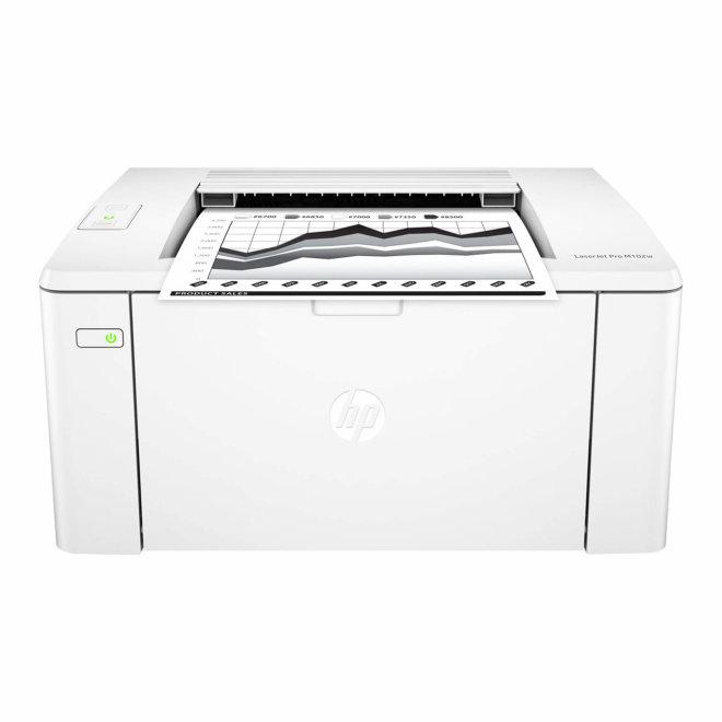 HP LaserJet Pro M102w, jednofunkcijski pisač, laserski c/b ispis, A4, WiFi, USB, 60 – 163 g/m² [G3Q35A#B19]