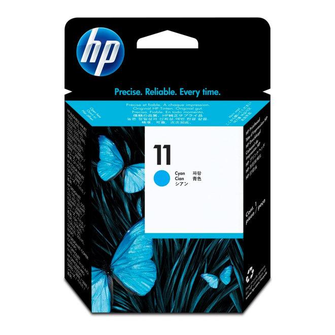 HP 11 Cyan Printhead/Glava [C4811A]