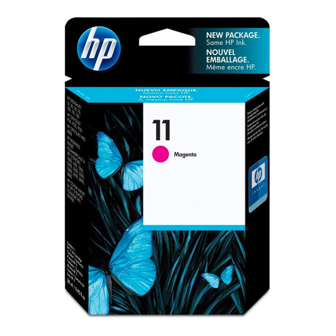HP 11 Magenta Printhead/Glava [C4812A]