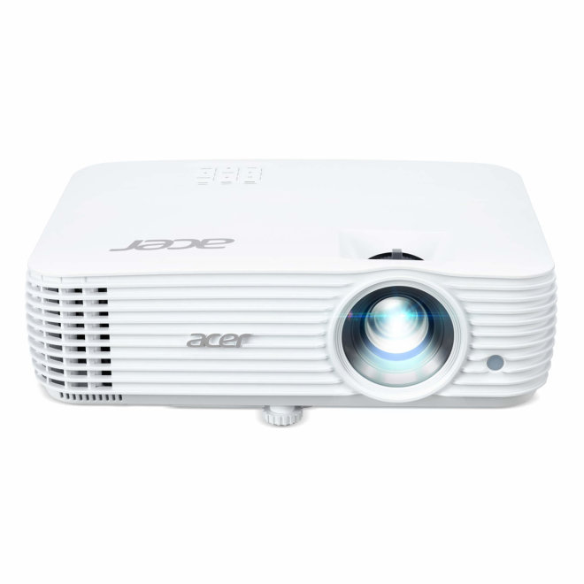 Acer H6531BD, projektor, FHD, DLP 3D ready, HDMI, USB, VGA in/out, RS232, 3,500 lm, White, 2,6 kg [MR.JR211.001]