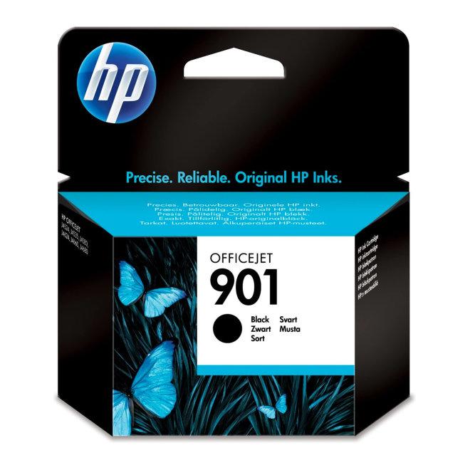 HP 901 Black Original Ink Cartridge [CC653AE#UUQ]