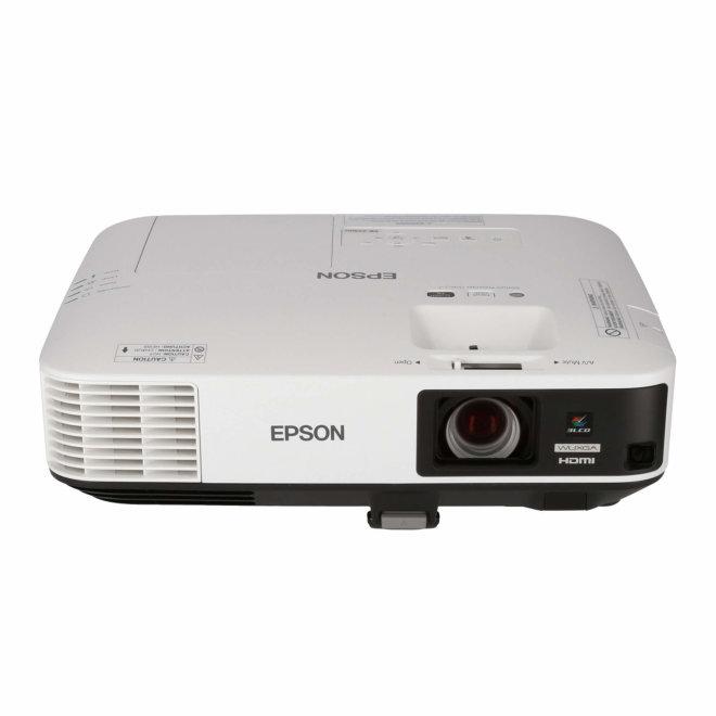 Epson EB-2250U, projektor, 3LCD, WUXGA, FHD, HDMI, USB, Ethernet, VGA in/out, MHL, 5,000 lm, Bijela, 4,6 kg [V11H871040]