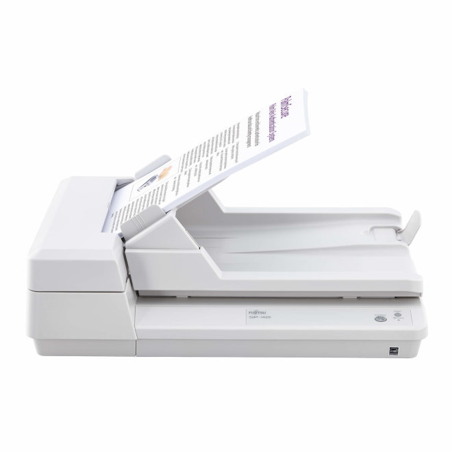 Fujitsu SP-1425, skener, ADF/Flatbed, 52 - 127 g/m2, 600 dpi, USB 2.0, 4.3kg [PA03753-B005]