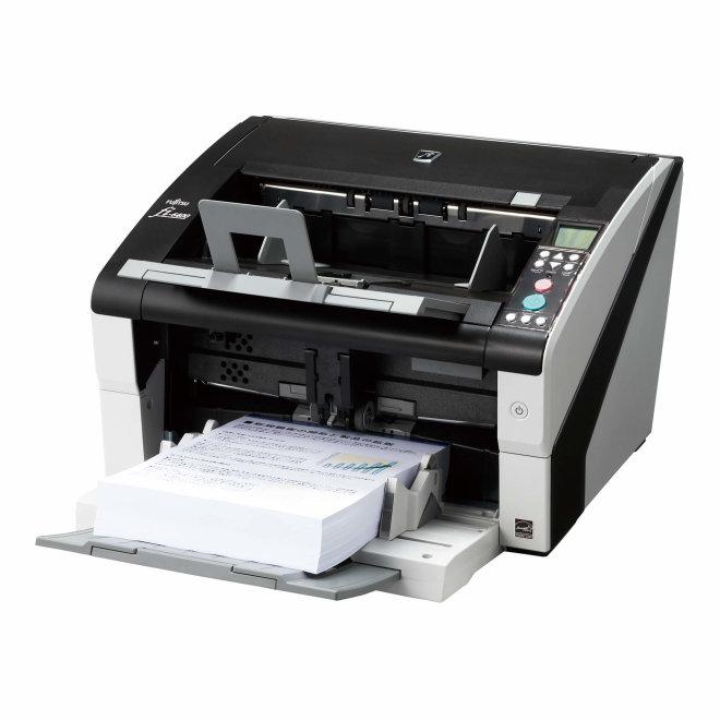Fujitsu fi-6400, produkcijski skener, A3, ADF, White LED, 600 dpi, USB 2.0 [PA03575-B405]