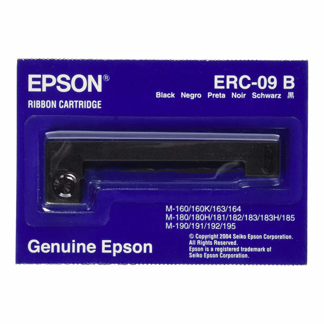 Epson ribon ERC-09B, Original [C43S015354]