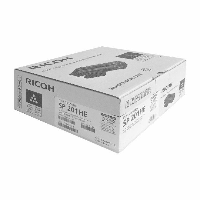 Ricoh/Nashuatec toner SP 201HE, SP 204 / SP 211 / SP 213 / SP 220, cca 2.600 ispisa, Original [407254]