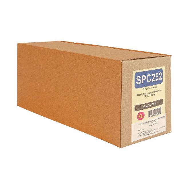 Ricoh/Nashuatec SP C252 / SP C262, Black, toner, cca 6.500 ispisa, Zamjenski [A05500]