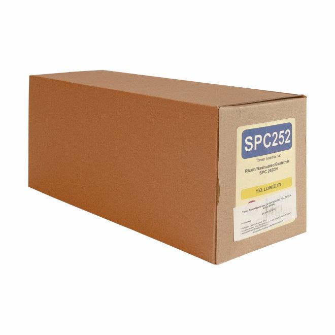 Ricoh/Nashuatec SP C252 / SP C262, Yellow, toner, cca 6.000 ispisa, Zamjenski [A05502]