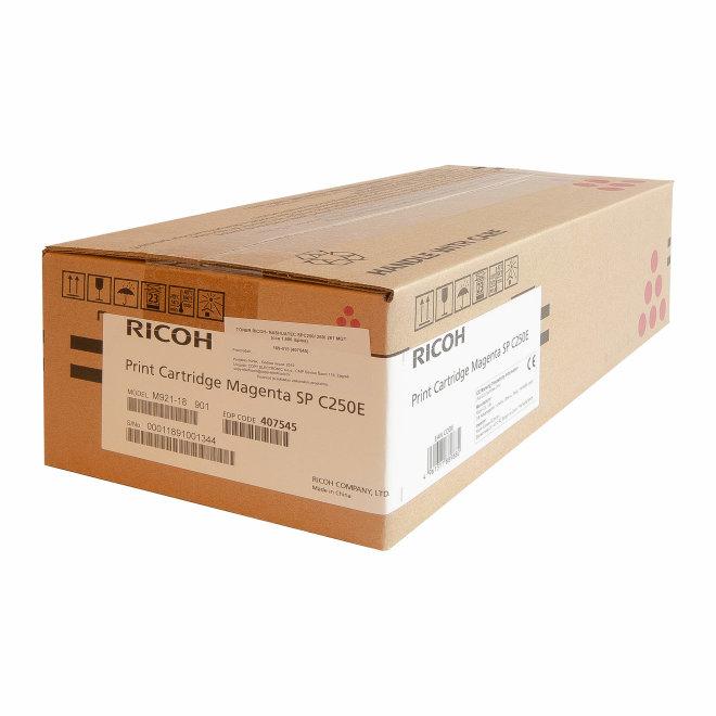 Ricoh/Nashuatec SP C250 / SP C260 / SP C261, Magenta, toner, cca 1.600 ispisa, Original [407545]