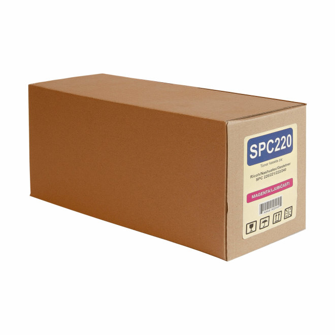 Ricoh/Nashuatec SP C220 / SP C221 / SP C222 / SP C240, Magenta, toner, cca 2.000 ispisa, Zamjenski [A02444]