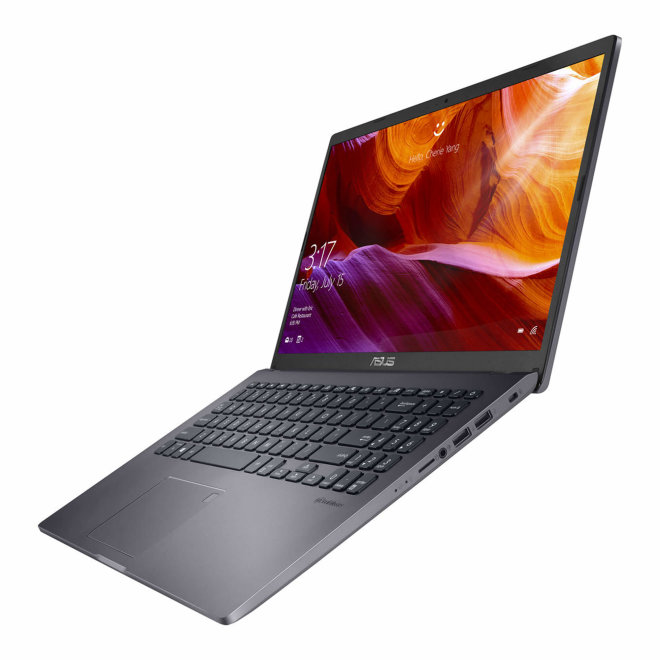 "Asus X509UA-EJ064T VivoBook, Intel Core i3, 15.6"" Full HD, 4GB RAM, 256GB SSD, Integrated CPU, Win10 Home, Slate Grey, 1.9 kg [90NB0NC2-M02500]"