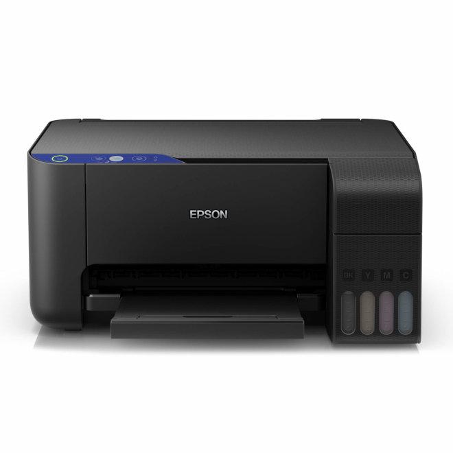 Epson EcoTank L3111, višefunkcijski pisač, tintni ispis u boji, 4 boje, A4 format, USB [C11CG87402]