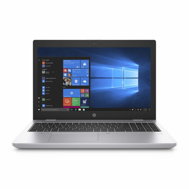 "HP ProBook 650 G5 Notebook PC, Intel Core i5, 15,6"" Full HD, 8GB RAM, 256GB SSD, DVD-Writer, Win10 Pro, Silver, 2,18 kg [6XE26EA#BED]"