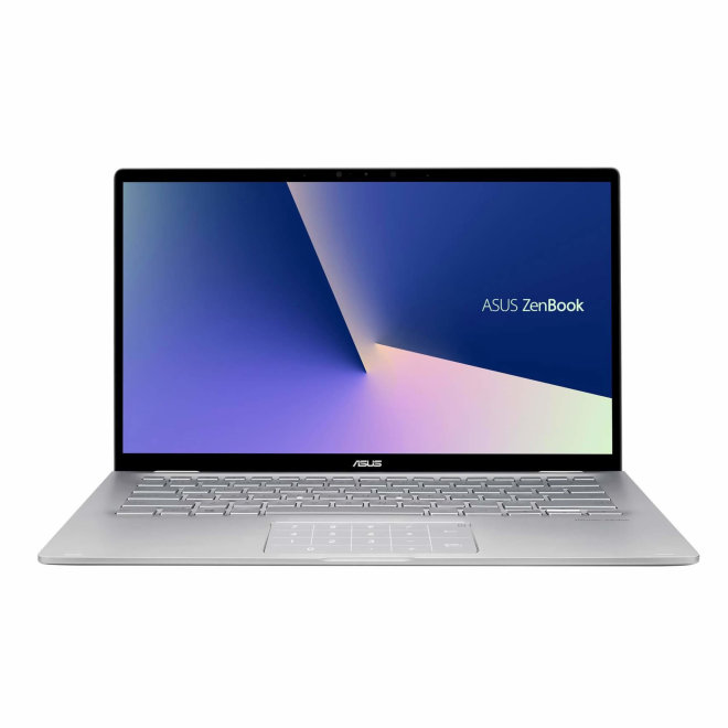 "Asus UM462DA-AI012T Zenbook Flip, AMD Ryzen 5, 14"" Full HD, 8GB RAM, 512GB SSD, AMD Radeon Vega 8, Win10 Home, Light Grey, 1,6 kg [90NB0MK1-M00440]"