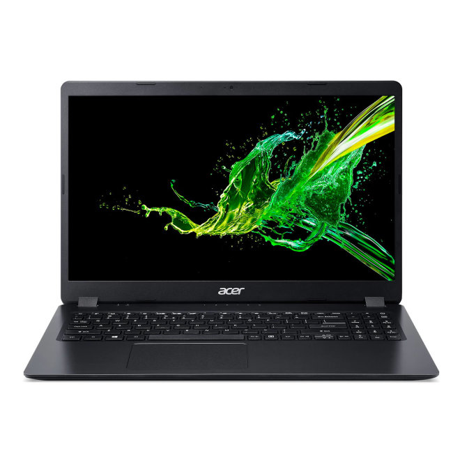 "Acer Aspire 3, AMD Dual-Core A4, 15.6"" Full HD, 8GB RAM, 128GB SSD, AMD Radeon, Linux, Black, 1,9 kg [NX.HE8EX.009]"